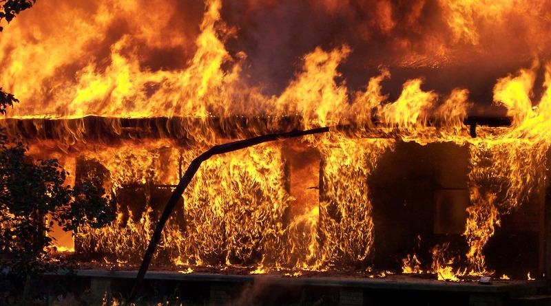 Výukový film: Výjezd k požáru nízké budovy